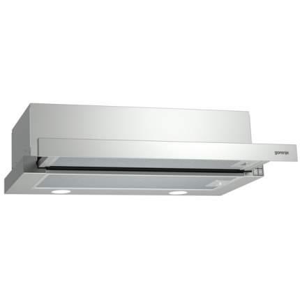 Вытяжка встраиваемая Gorenje BHP623E11X Silver