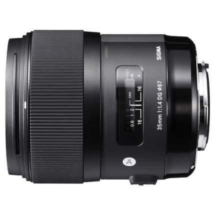 Объектив SIGMA AF 35mm f/1.4 DG HSM Nikon F