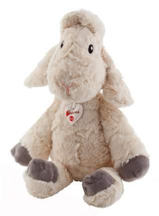 Мягкая игрушка Trudi Белая овечка, 45 см