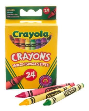 Разноцветные пастели 24 шт