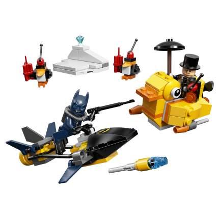 Конструктор LEGO DC Comics Super Heroes Бэтмен: Пингвинья Битва (76010)