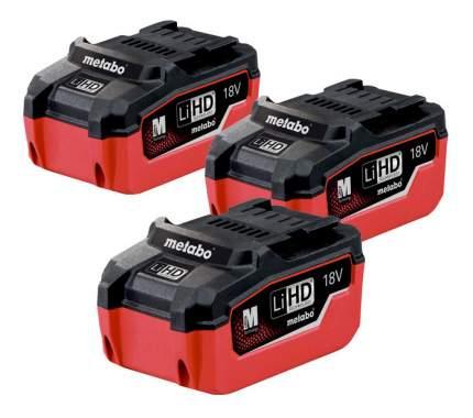 Набор аккумулятор и зарядное устройство для электроинструмента metabo 685074000