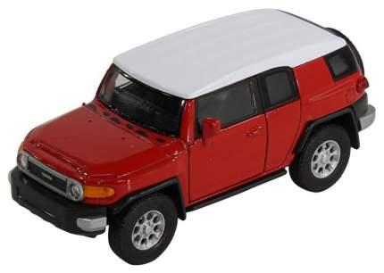 Коллекционная модель Welly Toyota FJ Cruiser 43639 1:34