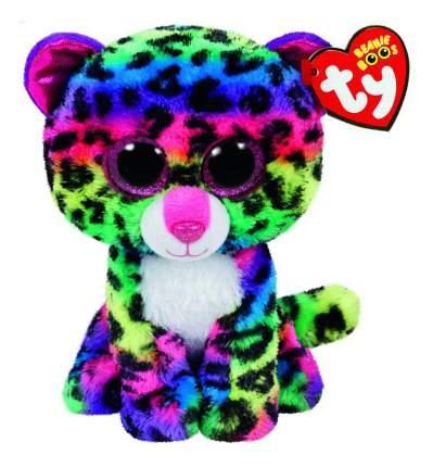 Мягкая игрушка TY Beanie Boos Леопард Dotty 15 см