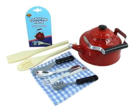 Помогаю маме. Набор посуды для кухни pt-00112, 3331
