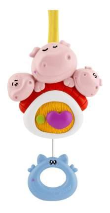Подвесная игрушка Chicco для кроватки музыкальная Три поросенка 69071