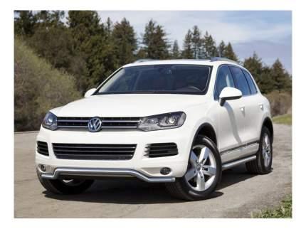 Защита порогов RIVAL для Volkswagen (R.5801.008)
