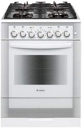 Комбинированная плита GEFEST ПГЭ 6502-02 0042 White
