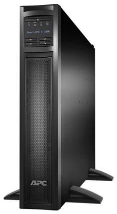 Источник бесперебойного питания APC Smart-UPS X SMX2200RMHV2U Black