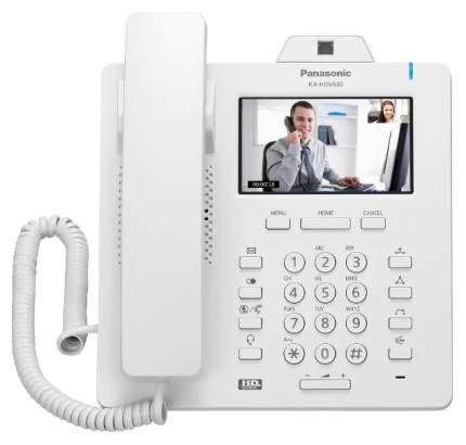 IP-телефон Panasonic KX-HDV430RU White