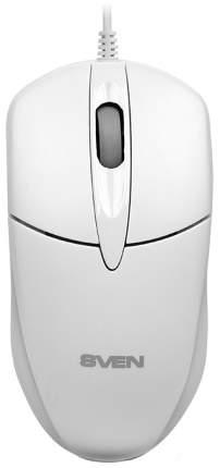 Мышь проводная SVEN RX-112 белый