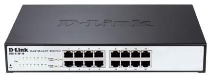 Коммутатор D-Link EasySmart DGS-1100-16