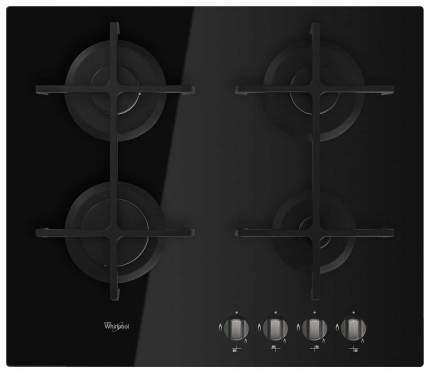 Встраиваемая варочная панель газовая Whirlpool GOS 6413/NB Black