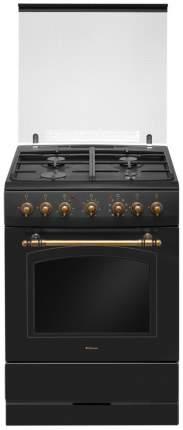Комбинированная плита Hansa FCMA68109 Black