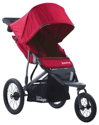 Прогулочная коляска Joovy Zoom 360 Ultralight Red
