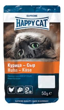 Лакомство для взрослых кошек Happy Cat Печенье Курица и Сыр 50 г