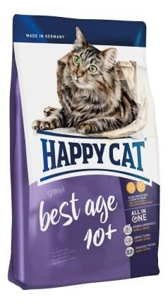 Сухой корм для кошек Happy Cat Fit & Well Best Age 10+ Senior, ягненок,курица,лосось,1,4кг