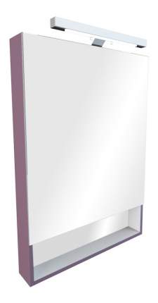 Шкаф настенный Roca The Gap 80 фиолетовый (ZRU9302753)