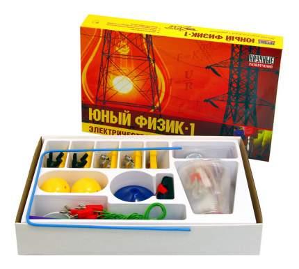 Набор для исследования Научные развлечения Юный физик-1. Электричество