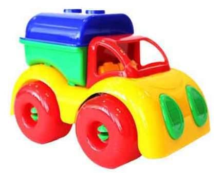 Машинка пластиковая Плейдорадо Автоцистерна Малышок 31837