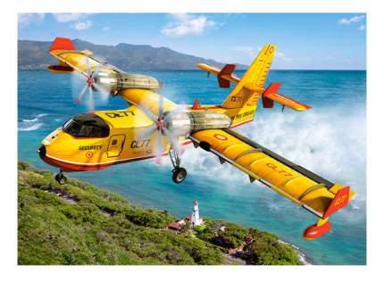 Пазл Castorland Пожарный самолет 300 деталей