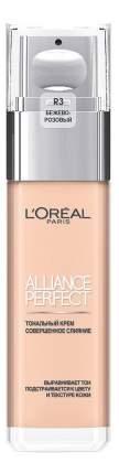 Тональный крем L'Oreal Alliance Perfect тон R3 Бежевый розовый