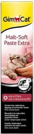 Паста для выведения шерсти для кошек GimPet Malt-Soft Paste Extra, 20 г
