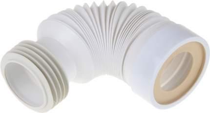 Отвод для унитаза АНИ-ПЛАСТ гофрированный (K828)