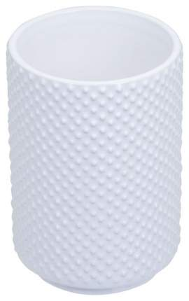 Стакан для зубных щеток Spirella Mero фаянс Белый
