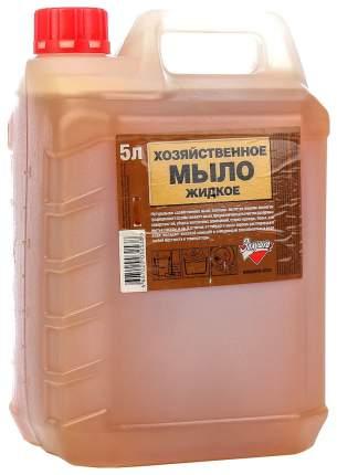 Хозяйственное мыло Золушка жидкое 5 л