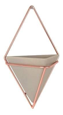 Декоративный предмет Umbra Trigg 2 штуки, бетон/медь