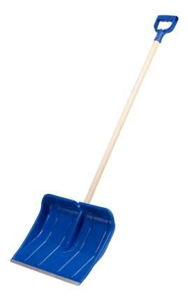 Лопата для уборки снега Зубр Аляска 39923 с черенком