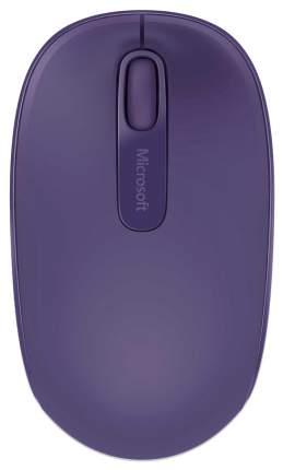 Беспроводная мышка Microsoft 1850 Violet
