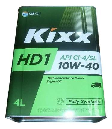 KIXX HD1 10W-40 4л