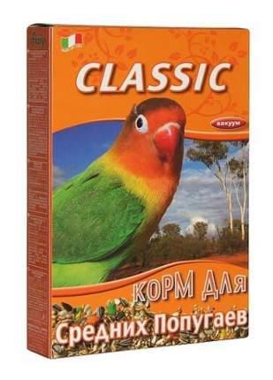 Основной корм FIORY Classic для попугаев 400 г, 1 шт