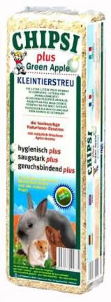 Наполнитель Chipsi Древесный 15 л 1 кг Зеленое яблоко