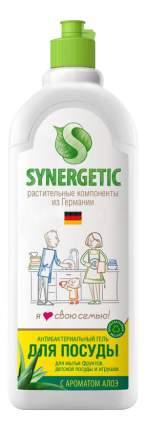Средство для мытья детской посуды Synergetic алоэ 1 л