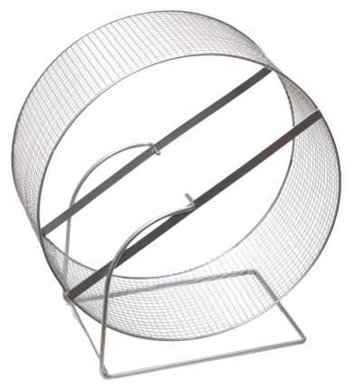 Беговое колесо для грызунов Дарэлл металл, 14 см