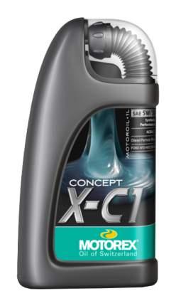 Моторное масло Motorex Concept 5w30 1л 303382