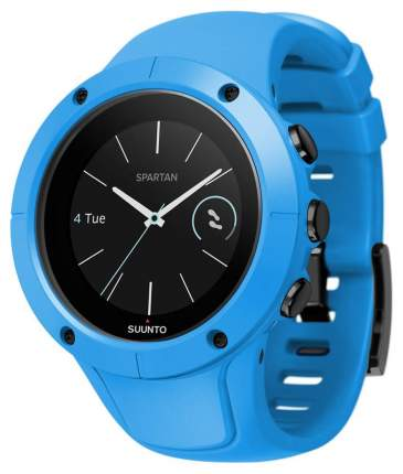 Смарт-часы Suunto Spartan Trainer Wrist HR голубые