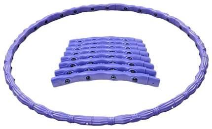 Массажный обруч Weight Hoop WH-006 100 см фиолетовый