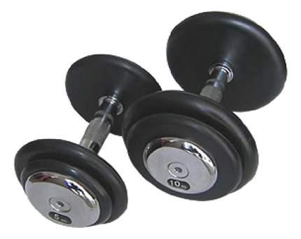 Гантельный ряд Dayu Fitness DВ-180 от 2,5 до 25 кг