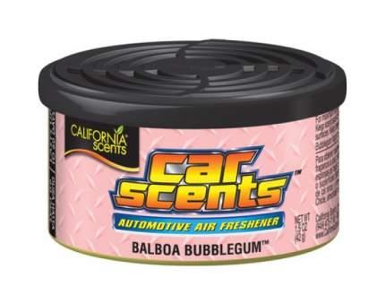 Автомобильный ароматизатор California Scents жевательная резинка