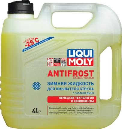 Жидкость стеклоомывателя Зимняя LIQUI MOLY -25°C 4л 00369