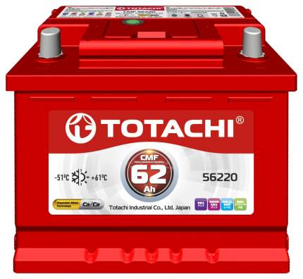 Аккумулятор автомобильный автомобильный TOTACHI CMF 4589904929984 62 Ач