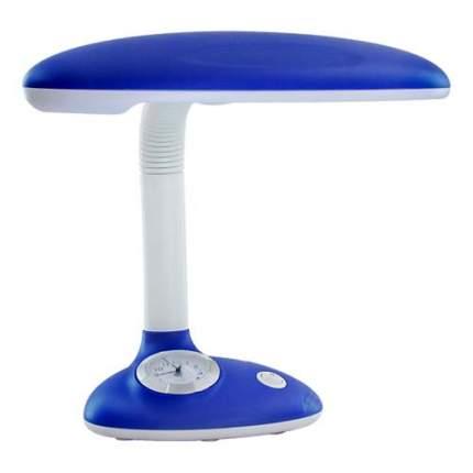 Светильник детской серии KT432 Часы 11Вт синий