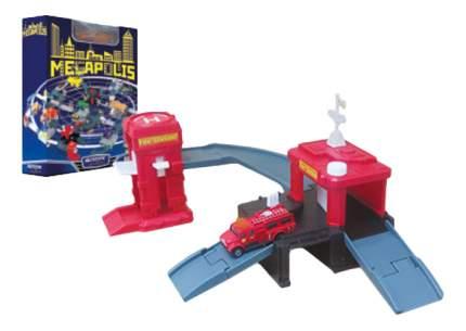 Коллекционная модель Autotime Megapolis Fire Пожарная
