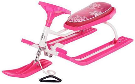 Снегокат Sweet Baby Snow Rider 2 Pink