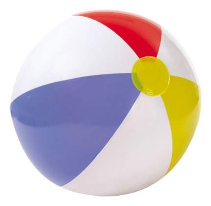 Мячик надувной INTEX Разноцветный 51 см