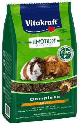 Корм для морских свинок Vitakraft Complete Adult 0.8 кг 1 шт